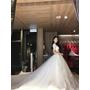 【婚紗試穿】新竹 新娘物語婚紗。我小時候夢寐以求的夢想...