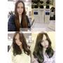 【美髮】產後婦女整頓自己之髮型篇:木質系外國人髮色+歐美系自然外翻大捲+PLUUS新極淨護髮