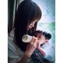 來自法國的佑爾康貝親super+成長奶粉♥液相勻化&乳鐵蛋白含量最高♥寶貝可以吃的安心健康又好喝(≧∇≦)/
