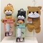[日本雜貨] 豆柴狗狗物語 小茶與小黑 超可愛的寵物柴犬