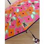 [日本雜貨] 2016 Disney 迪士尼 透明鏤空雨傘 直傘