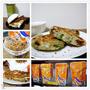 【懶人 料理】旗魚鬆變化美味料理~三道簡易早餐、旗魚鬆烘蛋、旗魚鬆蔥捲餅。丸文食品(瑪露文)