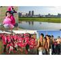 【運動】芭比美力路跑Barbie Run Taipei 活動花絮分享❤ 黑眼圈公主 ❤