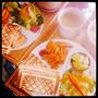 【食】來點不一樣的早餐吧^^ GO Naruto 鳴人食事处 南京復興早午餐/熱壓吐司早午餐/週六限定豪華升級套餐/日式居酒屋/外帶