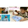 萌奇筆Mozbii→虛實整合學習!互動式的創作學習真的很有趣~