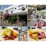 【高雄美食】GD Cafe' x 転転 Bike~結合了咖啡、餐食以及單車原素的高CP值舒適咖啡館,大推經典滿滿福氣堡&班尼迪克鮭魚堡,實在美味!!