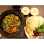 (美食)台中大里_【椰沁 椰子雞鍋物】_愛評體驗團