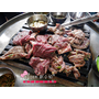 【韓國】首爾 鐵腿行五天四夜 Day 2 新村 必吃韓國烤肉 站著吃韓牛小排서서먹는갈비집 只有鐵桶+站著吃的烤肉店