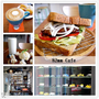 【台中 北區】老宅改建新氣象,在滿滿的TOMICA小汽車中享受咖啡、鬆餅。82mm Cafe