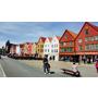 卑爾根城市漫步,到木造建築裡尋找藝術家