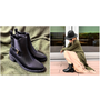 【購物】有點帥帥的金釦切爾西短靴開箱穿搭+推ShopBack購物省錢賺現金回饋