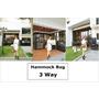 2017一定要擁有的3D包♥Hammock吊床包&近期穿搭分享