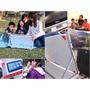 |開箱文|我們家的行動歡樂劇院,InFocus24吋大平板電視電腦,露營野餐必備的3C歡樂製造機