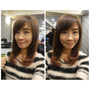 染髮。板橋Wor hair-我的2017新髮色~栗子焦糖拿鐵+挑染乾燥花紫,娜普拉起死回生護髮。