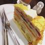 必吃的水果千層蛋糕-東京池袋Harbs