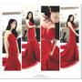 【V娜試穿直擊】回頭率100%「極光紅晚禮服」小資女最愛 。台北 希臘婚禮