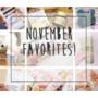 [花妮每月最愛單品] November Favorites 2016|11月最愛♥
