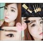 【美妝】KATE雙用立體眉彩筆(眉筆&眉粉筆)♥輕鬆描繪暈染雙重效果,打造出深瞳眉的自然眉型