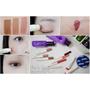 2017土色彩妝正流行。innisfree 3D光影修修眼彩筆。新品開箱