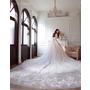 【V娜試穿直擊】Ginger Chen 「擁有超過400件婚紗」!超狂浪漫~