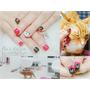 誰說短指甲不能做光療? 超可愛熊本熊凝膠美甲在K Nail studio。噗咪美甲設計師