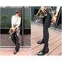 【穿搭】女孩們要逛街也要善待雙腿 FitWell壓馬路輕壓褲顯瘦也百搭