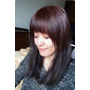 [美髮造型] 久違的新髮色!!! ( LUSSO Hair 野莓紫羅蘭+質感霧灰調 )