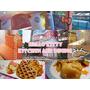 [台北卡通主題餐廳] 再度燃燒貓咪魂!HELLO KITTY Kitchen And Dining 中正區/近華山藝文中心