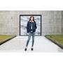 [穿搭] 選擇Warm jeans的恆溫保暖纖維陪伴整個冬天。莉莎 x Levi's 三套秋冬穿搭。