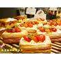 【食記】台北 南門市場 草莓甜點 樂田麵包屋(南海店) 初戀的滋味 草莓季已來到