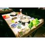 【宜蘭五結】小國生活「Shadow影子鍋物」餐廳-清水模隨興不拘的用餐環境,清爽健康的湯頭,服務好優質!