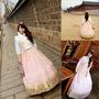 ◎【韓國(景福宮旁) hanbok plus韓服租借】變身公主殿下~就是要不一樣的高級華麗版!