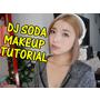 仿妝|韓國夜店DJ SODA妝容