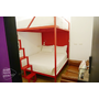 ::台北住宿::小兒巧背包客旅店☺睡覺盒子Sleepbox
