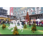 (2016聖誕節特輯)台北101法國史特拉斯堡耶誕市集全攻略!!!!