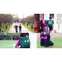 ▌親子穿搭▌冬日裡的甜美Iki2.【咕妮兔系列】冬日機能保暖雪靴&可愛夢境機能後背包❤