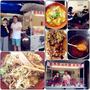 台灣美食| 鐵山 ( 珍) 超夠味的羊肉羹麵 Taiwan noodle with lamb