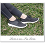 穿搭。鞋│ HANNFORT ICE凍感力科技控溫鞋 穿脫便利 輕量鞋讓雙腿無負擔 極地黑 時尚機能鞋/減壓氣墊 ❤跟著Livia享受人生❤