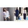 法國時尚指標INES x UNIQLO限量聯名又來了!2017春夏再掀南法靛藍優雅