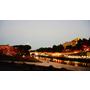 羅馬,台伯河畔的夏日夜間市集