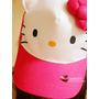 [Hello Kitty收藏家專欄] Hello Kitty桃紅色棒球帽帽兒♥