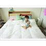 《居家好物推薦》【NATURALLY JOJO】台灣製造,天然水鳥羽絨毛輕柔豐盈不易變形,睡覺暖呼呼,幸福加倍啊!