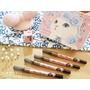 畫出CHOO CHOO CAT甜蜜貓的甜美眼妝,黑+棕兩款試色分享 ❤
