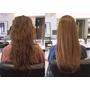 修護棒狀空洞化、提升髮絲密度|Rainbow Hair 日本milbon MOISTURE 水妍護髮系列