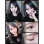 [HEE's彩妝] 短時間+少量彩妝品+手殘的技巧*也能打造的精緻高階眼妝(單、雙眼皮都適用)