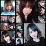 [頭頂上的實驗室] 2015-1~2016-7月。穿梭在常人與妖魔髮色之間的五顏六色染漂髮紀錄