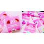 粉紅加草莓就是萌!日本麥當勞推出「三角草莓巧克力派」