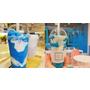 韓妞話題美食!韓國大邱爆紅飲品「藍色天空優格」