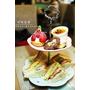 【台北早午餐美食】『可可芭蕾』雙連下午茶/早午餐/簡餐/熱巧克力蛋糕/大推可可小姐午茶TIME/CP值高