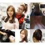 [美髮]台北公館染髮剪髮推薦  H color髮廊 超美女神紅色低調挑染 回頭率100%!